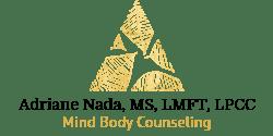 Adriane Nada, MS, LMFT, LPCC Logo
